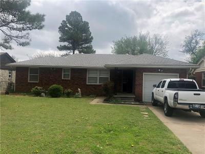 Oklahoma City Single Family Home For Sale: 3120 NW 49th Street