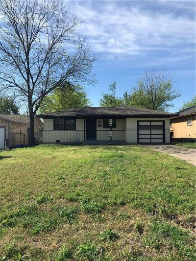 Oklahoma City Single Family Home For Sale: 516 NW 91st Street