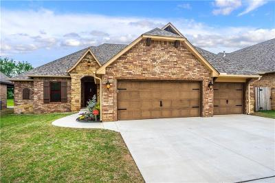 Oklahoma City Single Family Home For Sale: 12809 Preakness Road