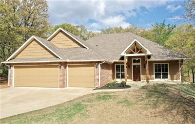 Guthrie Single Family Home For Sale: 12514 Berry Ridge