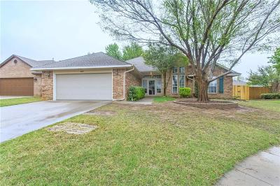 Edmond Single Family Home For Sale: 1609 Redtail Hawk Road