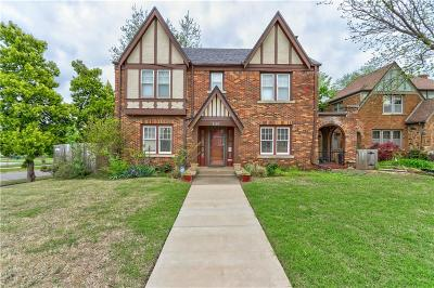 Oklahoma City Single Family Home For Sale: 2124 N Gatewood Avenue
