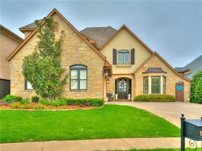 Edmond Single Family Home For Sale: 16605 Little Leaf Lane