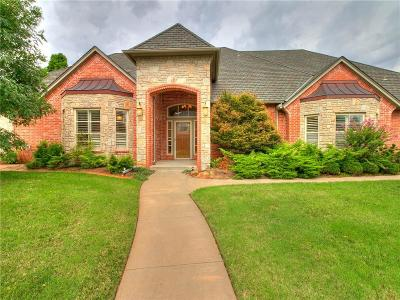 Oklahoma City Single Family Home For Sale: 12701 Carriage Way