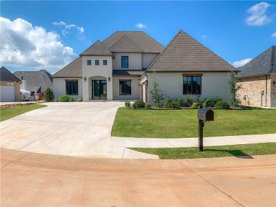Lincoln County, Oklahoma County Single Family Home For Sale: 1408 Paseo Bridge Court