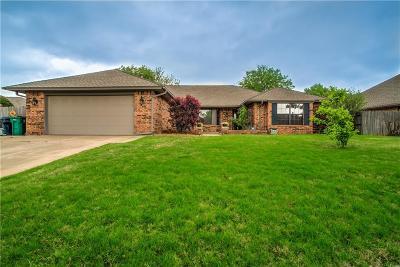 Oklahoma City Single Family Home For Sale: 2641 SW 107th Street