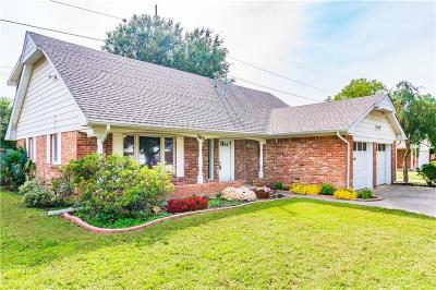 Norman Single Family Home For Sale: 2626 Beaurue Drive
