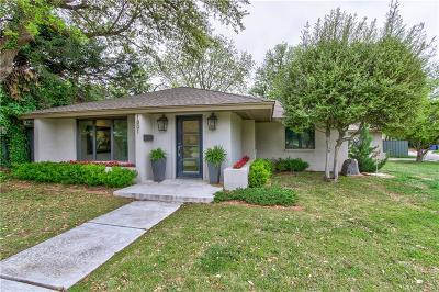 Nichols Hills Single Family Home For Sale: 1801 Westminster Place