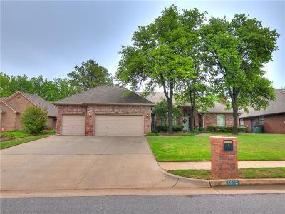 Edmond Single Family Home For Sale: 2312 Powderhorn