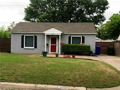Norman Single Family Home For Sale: 205 N Base Avenue