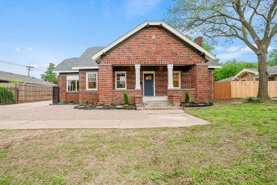 Oklahoma City Single Family Home For Sale: 1420 NW 39 Street
