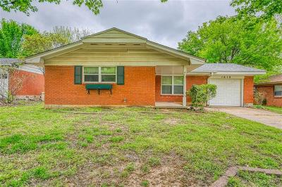 Norman Single Family Home For Sale: 1614 Bedford Lane