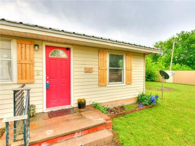 Norman Single Family Home For Sale: 603 N Stewart Avenue