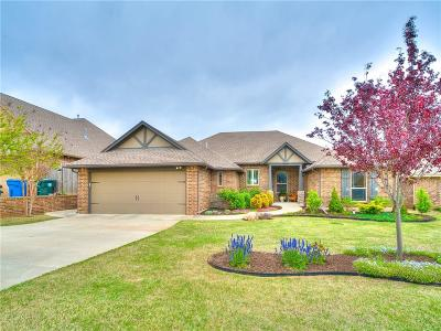 Midwest City Single Family Home For Sale: 10821 Sara Court