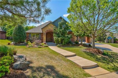 Oklahoma City Single Family Home For Sale: 10309 Timber Valley Drive
