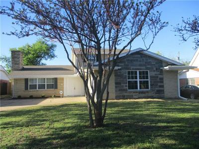 Oklahoma City Single Family Home For Sale: 1112 NW 105th Street