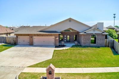 Moore Single Family Home For Sale: 405 Stoneridge Drive