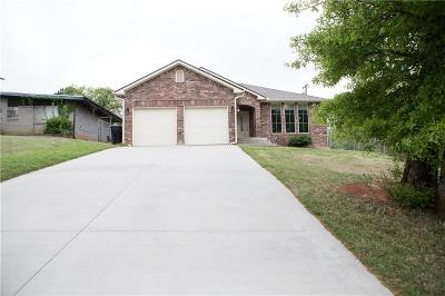 Oklahoma City Single Family Home For Sale: 6209 N Canyon Drive