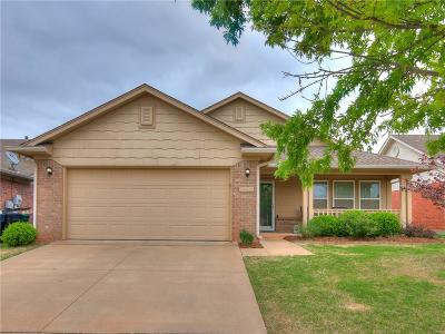 Edmond Single Family Home For Sale: 18620 Piedra Drive