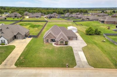 Choctaw Single Family Home For Sale: 875 Sterling Drive
