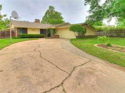 Oklahoma City Single Family Home For Sale: 5948 N Sapulpa Avenue
