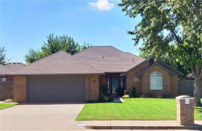 Edmond Single Family Home For Sale: 2012 Sagewood Drive