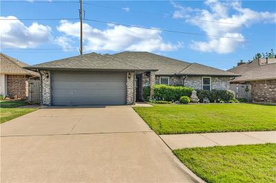 Oklahoma City Single Family Home For Sale: 1212 SW 133rd Place