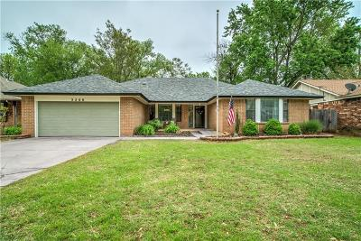Midwest City Single Family Home For Sale: 3200 Del Rey Drive
