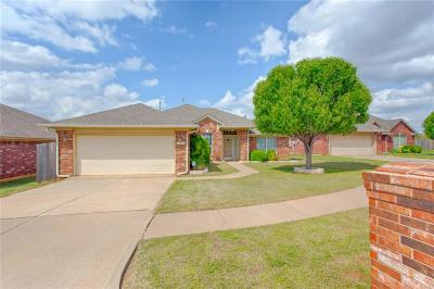 Edmond Single Family Home For Sale: 2705 NW 164th Terrace