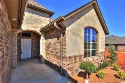 Edmond Single Family Home For Sale: 17505 NW Braken Drive