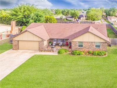 Altus Single Family Home For Sale: 1008 Prairie North Drive