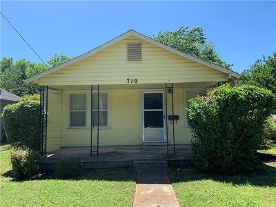 Norman Single Family Home For Sale: 710 N Jones Avenue