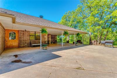 Luther Single Family Home For Sale: 19597 E Memorial Road