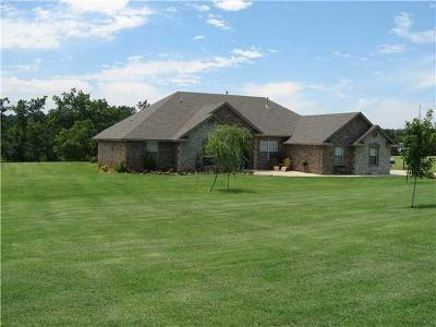 Choctaw OK Single Family Home Pending: $254,900