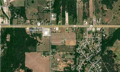 Choctaw Residential Lots & Land For Sale: 13170 NE 23rd Street