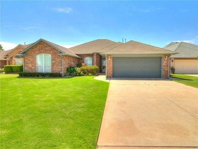Lincoln County, Oklahoma County Single Family Home For Sale: 7921 NW Michael Court