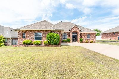 Midwest City Single Family Home For Sale: 11405 Queensland Court
