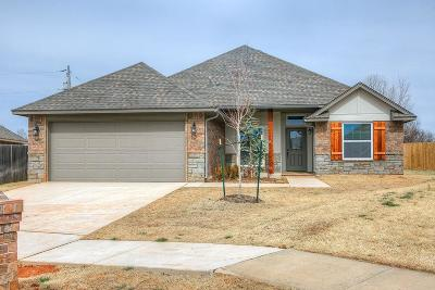 Piedmont Single Family Home For Sale: 14004 Hawk Circle