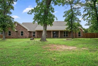McLoud Single Family Home For Sale: 9100 Megans Way