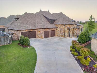 Edmond Single Family Home For Sale: 17100 Whimbrel Lane