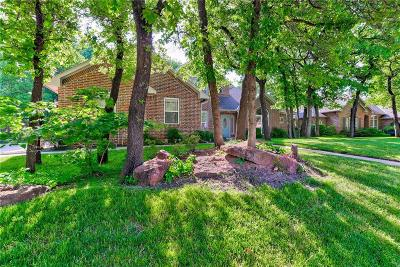 Edmond Single Family Home Pending: 1008 Caines Hill Road