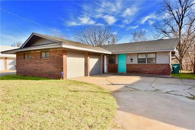 Oklahoma City Single Family Home For Sale: 1228 NW 103rd Street