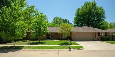 Norman Single Family Home For Sale: 1206 Cherry Laurel Drive