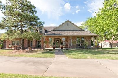 Oklahoma City Single Family Home For Sale: 900 McLaughlin Drive