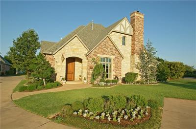 Edmond Single Family Home For Sale: 905 Villas Creek Drive