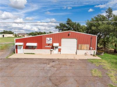Beckham County Commercial For Sale: 806 S Randall Avenue