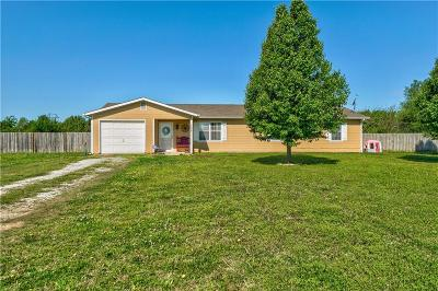 Shawnee Single Family Home Pending: 108 Cotton Tail Drive
