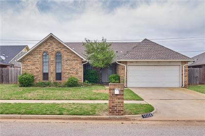 Oklahoma City Single Family Home For Sale: 11324 Cimarron Drive