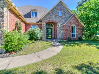 Choctaw Single Family Home For Sale: 15345 SE 39th Street
