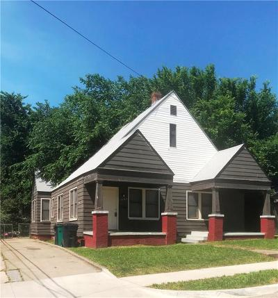 Single Family Home For Sale: 1609 NW 12th Street